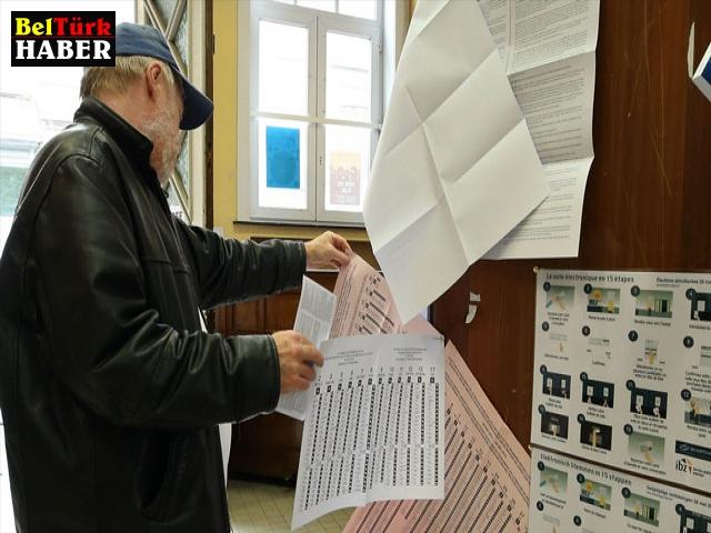 Belçika Seçim Sonuçları Listesi