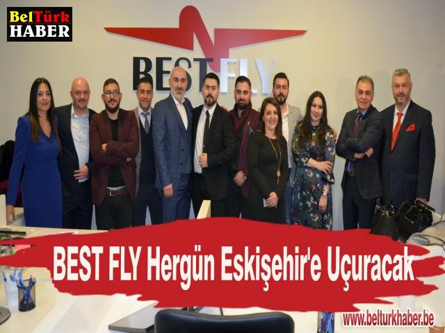Best Fly Hergün Eskişehir'e Uçuracak