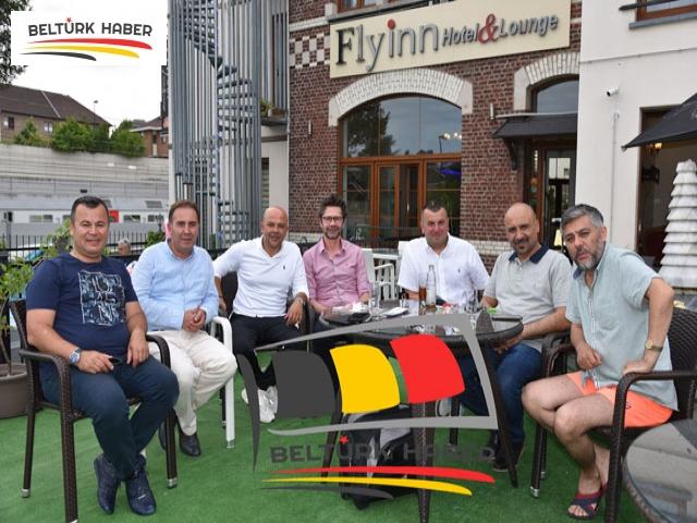 Afyonlu Turizmciler Belçika'da