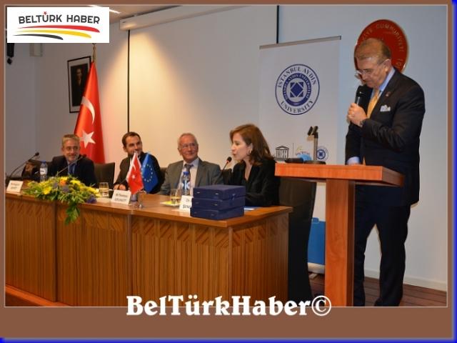 Avrupa'nın Türkiye algısı Brüksel'de tartışıldı