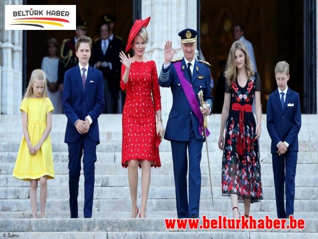 Belçika, Kuruluşunun 187. Yıl Dönümünü Kutluyor