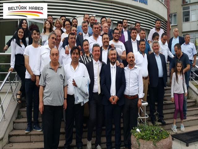 Emirdağlılar Vakfı Başkanı Hasan Murat Kahya,güven tazeledi