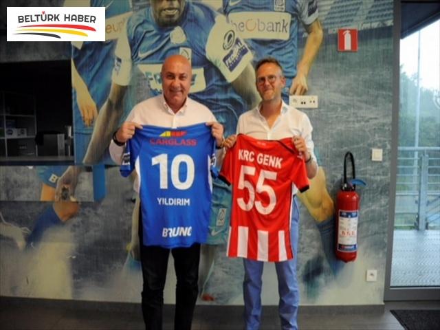 Genk ile Yılport Samsunspor arasında akademi iş birliği imzalandı