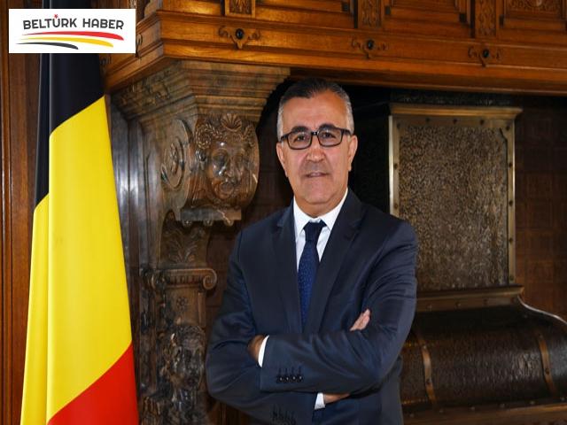 Sadık Köksal, Schaerbeek Belediye Başkanı