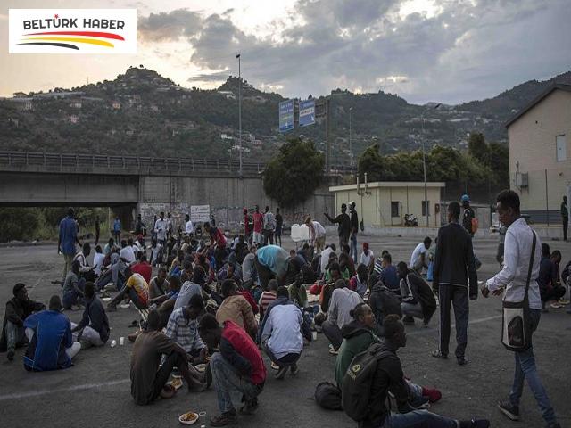 Avrupa'ya düzensiz göç ağustosta arttı
