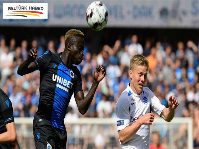 Club Brugge-Genk berabere kaldı