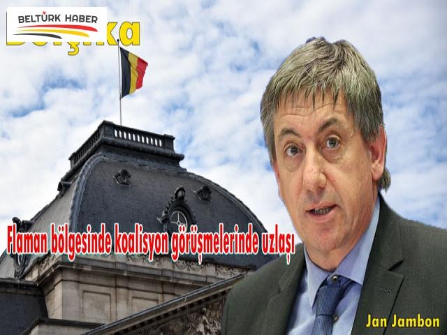 Flaman bölgesinde koalisyon görüşmelerinde uzlaşı