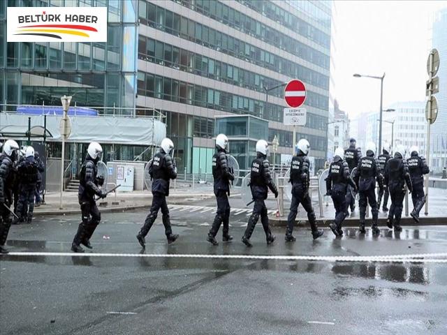 Belçika polisi olası bir terör saldırısına hazır değil
