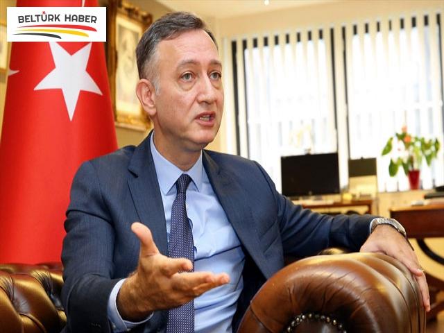 Büyükelçi Gümrükçü: Barış Pınarı'na karşı argümanlar gerçekçi değil
