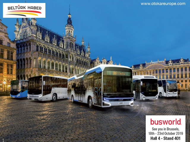 Otokar'dan Busworld Avrupa çıkarması