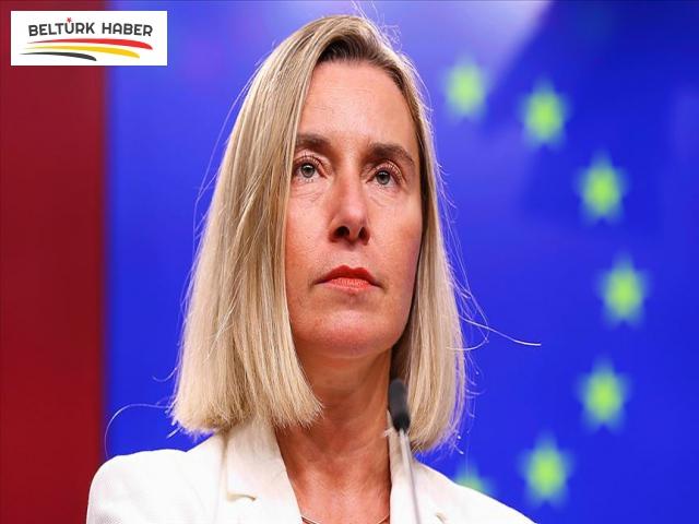 AB'den Doğu Akdeniz ve DEAŞ'lı militanlar açıklaması