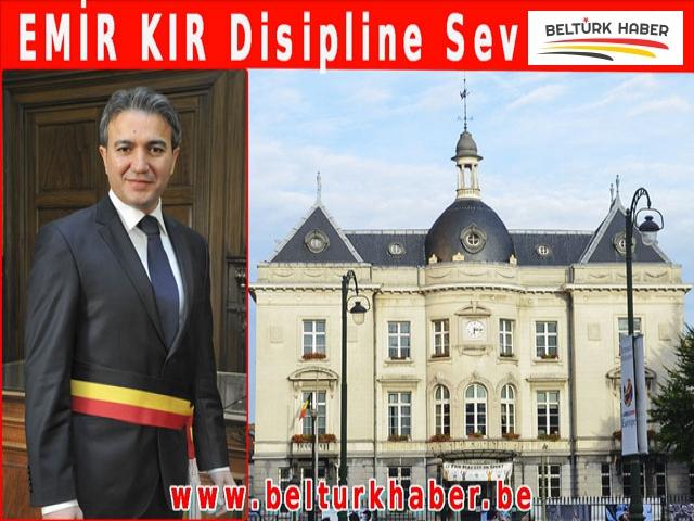 EMİR KIR Disipline Sevkedildi