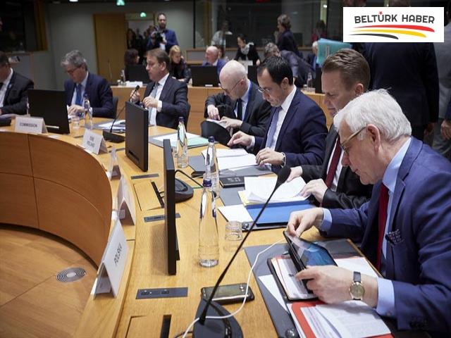 AB dışişleri bakanları Orta Doğu gündemiyle toplandı
