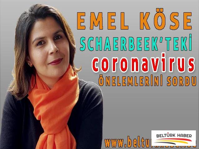 EMEL KÖSE'DEN CORONA VİRÜSÜ SORUSU