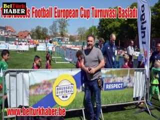 16.Brussels Football European Cup Turnuvası başladı