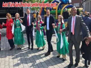 Aalst Türk Günü Festivali şenlik havasında geçti