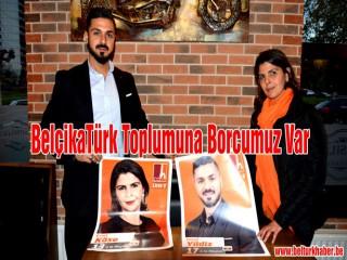 Belçika Türk Toplumuna Borcumuz Var