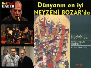 OSMANLI DAVULLARI KONSERİ BOZAR'DA