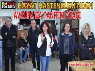 PARK HAYAT HASTENELERİ'NDEN AVRUPA'DA TANITIM ATAĞI