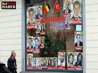 Türk adayların seçim heyecanı