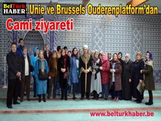 TürkseUnie ve Yaşlılar Platformu'ndan Camii Ziyareti