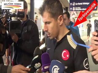 A Milli Futbol Takımı'na İzlanda'da saygısızlık