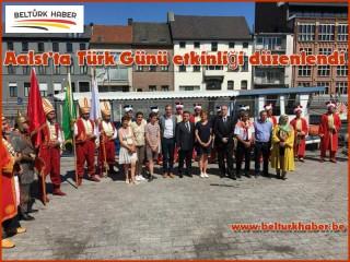 Aalst'ta Türk Günü etkinliği düzenlendi