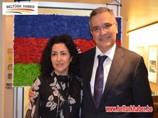 Azerbaycan-Belçika ilişkilerinin 25.yılı kutlandı