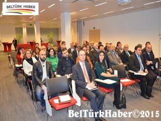 Belçika Fırsat Eşitliği Merkezi STK'Ları Bilgilendirdi