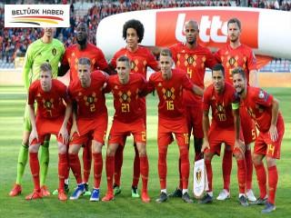 Belçika Rahat Kazandı 3-0