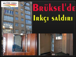 Brüksel'de Irkçı saldırı
