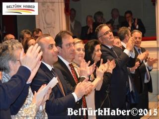 'MEMORY OF KHOJALY VİCTIMS' AYAKTA ALKIŞLANDI