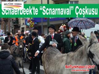 "Schaerbeek'te ""Scnarnaval"" Çoşkusu"