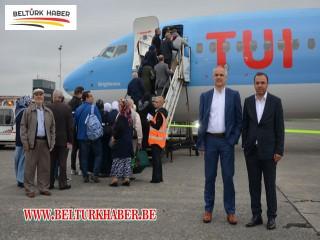 TUI Eskișehir yolcularıyla birinci yılını kutladı
