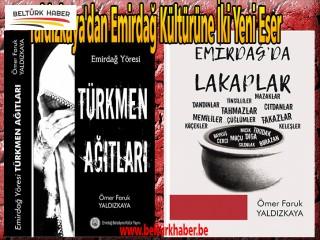 Yaldızkaya'dan Emirdağ Kültürüne İki Yeni Eser