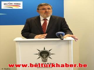 Açıkgöz:15 Temmuz Türk milletinin yeniden dirilişinin adıdır