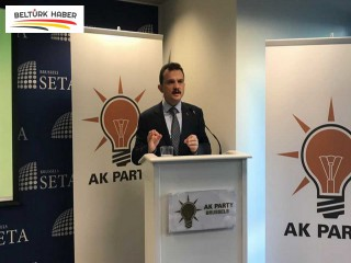 """Brüksel'de """"Yumuşak Güç Olarak Türkiye Ulusal Ajansı"""" anlatıldı"""