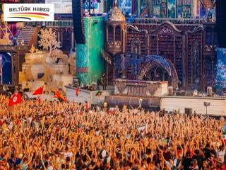 Tomorrowland müzik festivalinde uyuşturucu operasyonu