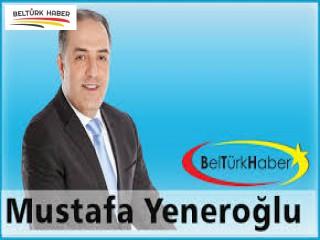 """Yeneroğlu: """"Daha etkin Belçikalı Türk toplumu için azami çaba şart!"""""""