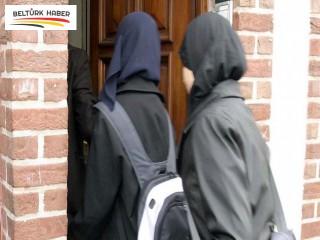 Belçika'da öğrencilerin başörtüsü zaferi