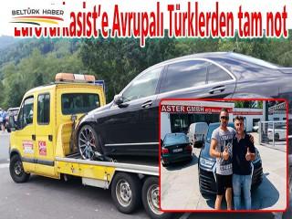 EuroTürkasist'e Avrupalı Türklerden tam not