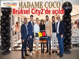 Madame Coco Brüksel City2'de açıldı