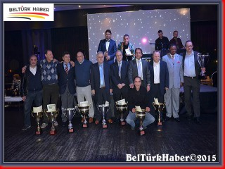 SPOR ADAMLARI 'GALA GECESİ' İZ BIRAKTI