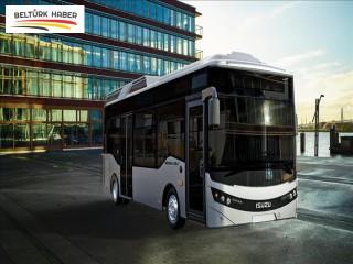 Anadolu Isuzu, Busworld Brüksel'de 3 tanıtım yapacak