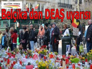 Belçika'dan DEAŞ uyarısı