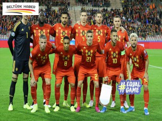 Belçika'dan tarihi fark:9-0