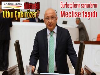 CHP, Gurbetçilerin sorunlarını meclise taşıdı