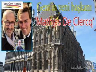 Gent'in yeni başkanı 'Mathias De Clercq'