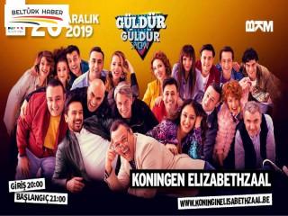 Güldür Güldür Show Belçika'ya Geliyor