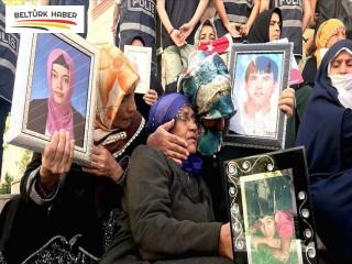 Gurbetçi annelerden Diyarbakır annelerine destek